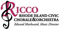 Rhode Island Civic Chorale and Orchestra Logo