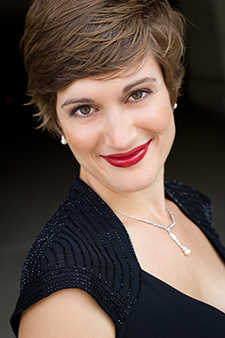 Headshot for Megan Roth's Repertoire Webpage