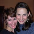 Megan Roth and Kelley O'Conner<br><em>Ainadamar </em>, Opera Boston, 2007.
